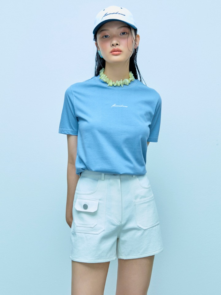[19SUMMER 30% SALE] WASHED COTTON SHORTS (2COLOR)