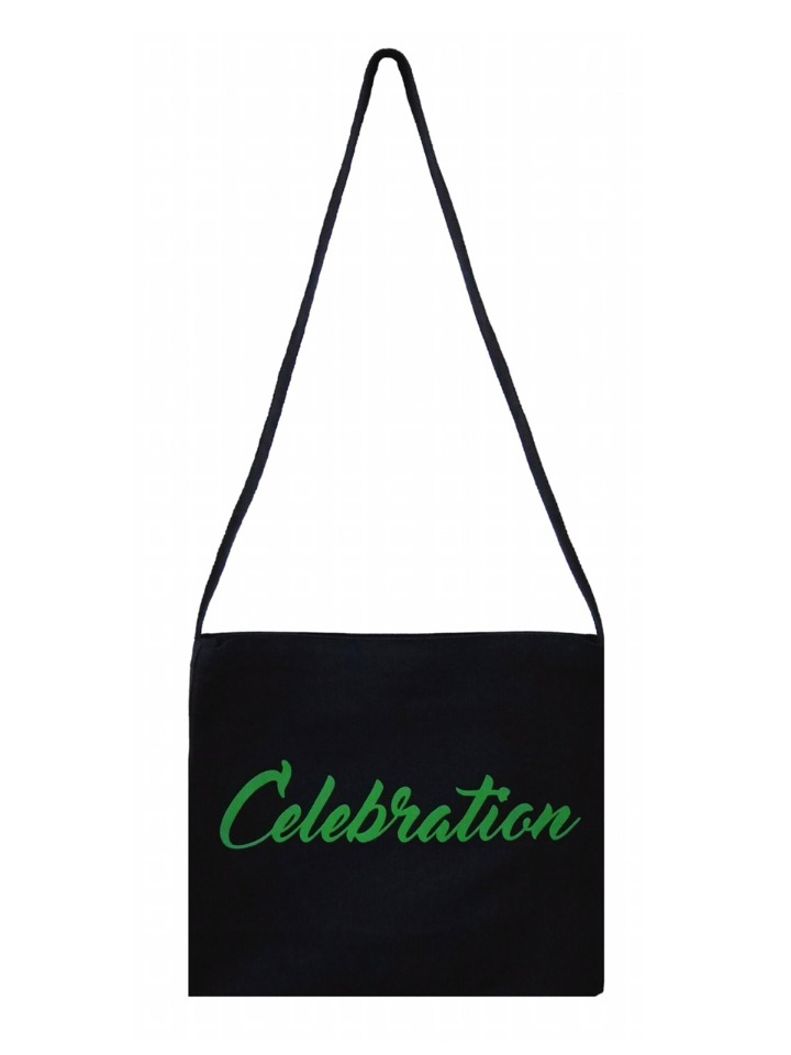(SALE 30%) Celebration canvas bag
