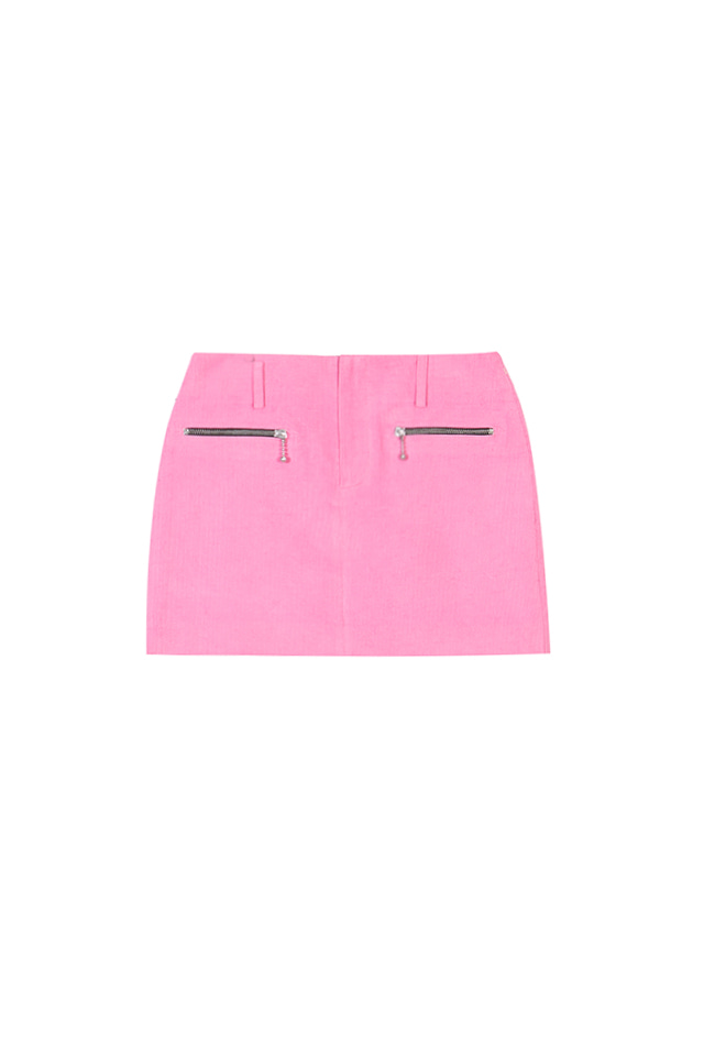 19FW CORDUROY MINI SKIRT