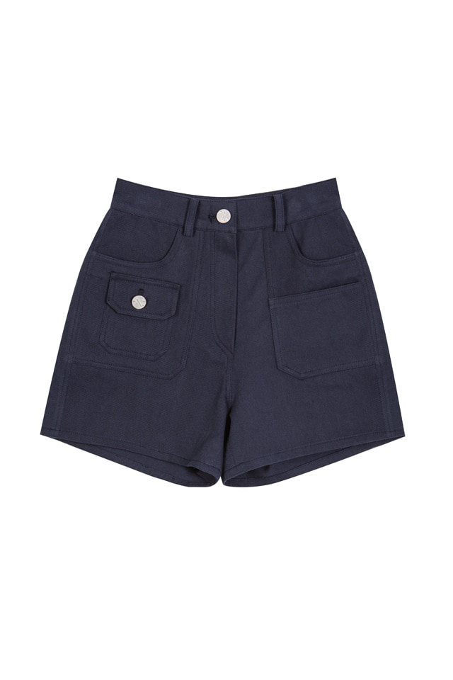 (SALE 70%) WASHED COTTON SHORTS (2COLOR)