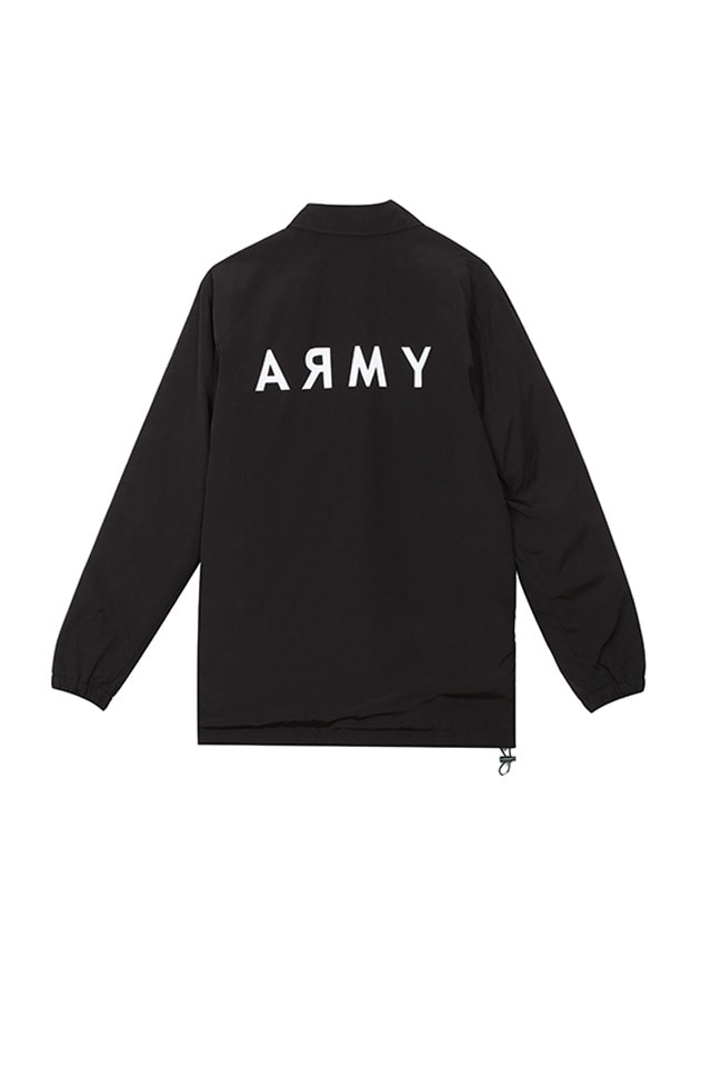 (SALE 70%) MIF ARMY SKATEBOARD JUMPER