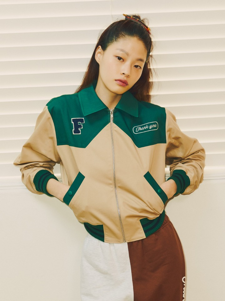 GOODIES BOMBER JACKET
