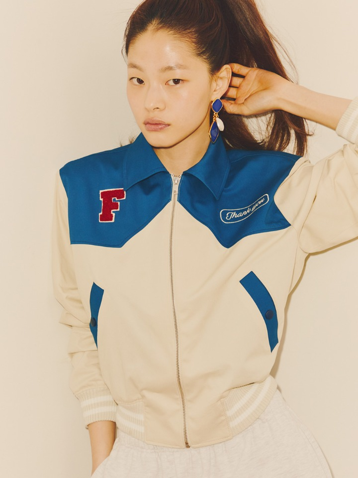 (M사이즈 예약배송 5/14) OLDIES BOMBER JACKET